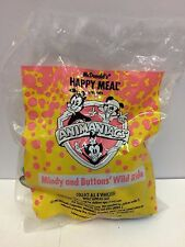 Animaniacs Mindy and Buttons' Wild Ride McDonalds Happy Meal Toy 1993