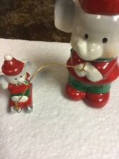 Christmas Decoration Enesco Elephant