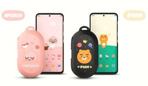 Original Samsung Galaxy Buds+ Kakao Friends Apeach Ryan Smart Cover Case
