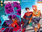 SUPERMAN SON OF KAL-EL #5 CVR A & B SET (NM) 2021 DC JON KENT REVEALS BISEXUAL