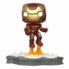 Funko Pop! Movies: Avengers - Avengers Assemble Iron Man (6 inch) Vinyl Figure (Amazon Exclusive)