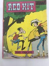 LUCKY LUKE #134 - Foreign Comic Book - 1980s 80s - ULTRA RARE - 4.0 VG