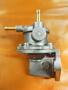 Pump AC Supply Petrol Fiat 500 F LR & 126 With Dynamo