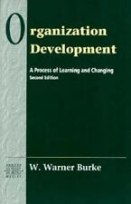 Organization Development: A Process of Learning and Changing, 2nd-ExLibrary