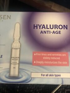 2 x 2ml  Cross-Linked pure Hyaluronic Acid serum  ampoule for Hyaluron Pen , dr