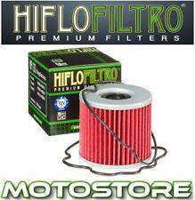 HIFLO OIL FILTER WITH O-RINGS FITS SUZUKI GS500 E F 1988-2009