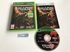 Gears Of War - Classics - Microsoft Xbox 360 - FR - Avec Notice