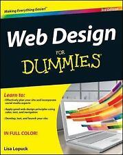 Web Design for Dummies