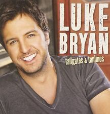 LUKE BRYAN - TAILGATES & TANLINES  (CD) Sealed