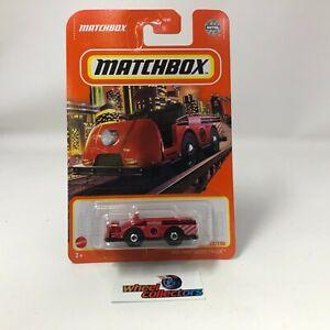 Mini Cargo Truck #23 * w/ CARGO Varation * 2021 Matchbox Case Y * R2