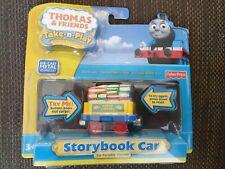 BNIP Thomas & Friends Take n' Play Story Book Car