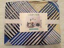Adairs Kids OTIS Cot Quilt Cover & Pillowcase Set 250 Thread Count RRP $100