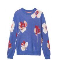 Stussy Poppy Mohair Sweater Crewneck Size Large