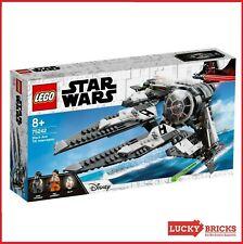 LEGO® Star Wars™ - 75242 TIE Interceptor™ – Allianz-Pilot + NEU & OVP +