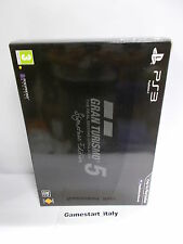 GRAN TURISMO 5 SIGNATURE LIMITED COLLECTOR'S EDITION SONY PS3 GT5 PAL UK VERSION