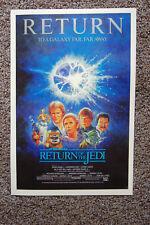 Return of the Jedi Movie poster Lobby Card #5 Mark Hamill - Harrison Ford ___