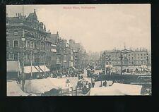 Nottinghamshire Notts NOTTINGHAM Market Place 1900s? PPC