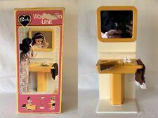 Vintage Boxed 1970's Sindy Rovex Ltd WASHBASIN UNIT 44541