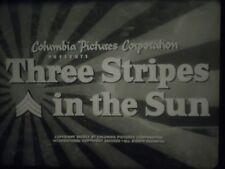 16mm  Three Stripes in the Sun Aldo Rey Dick York Philip Carey Chuck Connors