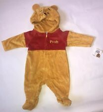NWT Disney Store Winnie The Pooh Halloween Costume SIZE 0 To 3 M