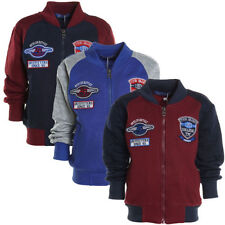 Markenlose Jungen-Jacken mit Kapuze