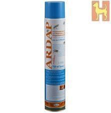 750 ml Ardap - Original Quiko Ungezieferspray Biozid Ungeziefer Spray wie Trixie