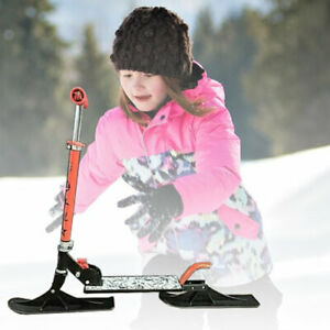 Kids Wrestling Themed Folding Scooter Cross Snow Scooter For Ages 5 Years +