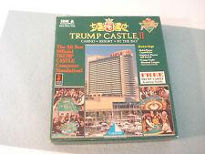 Retro IBM Tandy & 100% Compatibles TRUMP CASTLE II IntraCorp 1991 Video Game