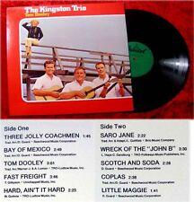 LP Kingston Trio Tom Dooley