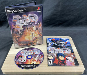 RAD: Robot Alchemic Drive (Sony PlayStation 2, 2002) Tested And Played!!