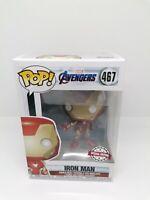 Funko Pop! Iron Man - Special Edition - 467 - Marvel Avengers