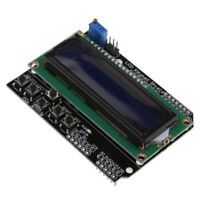 LCD Keypad Shield Display Screen Input/Output Expansion Module for Arduino