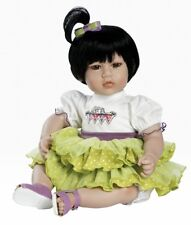 """Twist Of Lime ~ Gorgeous 20"""" Vinyl Doll By Adora ~ 'Let's Play, Alll Day'"""