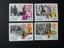 REPUBBLICA SERIE CINEMA ITALIANO MNH** 1988