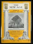 The New Age: The Official Organ of the Supreme Council 33゚, freemason, 1956, oct
