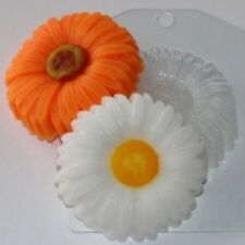 """""""Chamomile"""" flower plastic soap mold soap making mold mould"""