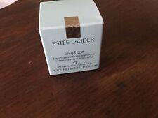 Estée Lauder Enlighten correcting cream.5 ml. New.