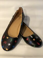 Baby Phat Women's Flats Slip On Shoes Size 8 Black Red Green Yellow Blue