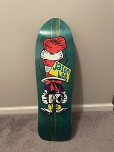 Jason Lee Cat In The Hat Folklore Project Blind Cease & Desist Skateboard