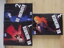 Manga Remember par Murase tomes 1 à 3 VF