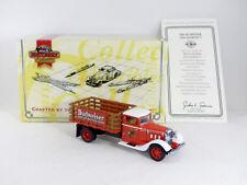 MATCHBOX - YYM35253 BUDWEISER 1933 DIAMOND T TRUCK (#A4B)
