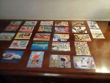 25 Equatorial Guinea Souvenir Sheets  MNH - All Different