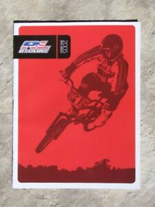 Collectable 2005 Redline Freestyle & BMX Bicycle, Catalog