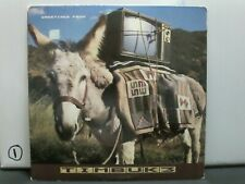 TIMBUK 3--Greetings From Timbuk 3--Vinyl LP--with Lyric Sheet
