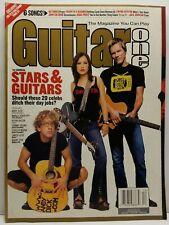 Guitar One Magazine Back Issue December 2002
