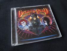 BOB DYLAN / GRATEFUL DEAD Dylan & The Dead CD ALLEGATO SORRISI E CANZONI ITALY