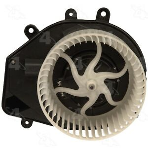 For Audi A4 Quattro VW Passat HVAC Blower Motor Four Seasons 75822