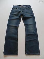 Faded Levi's L32 Herren-Jeans mit mittlerer Bundhöhe