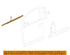 Chevrolet GM OEM Trax-Door Window Sweep-Belt Molding Weatherstrip Right 95395616