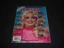 Dolly Parton Kiss Rush Poster Circus 1978